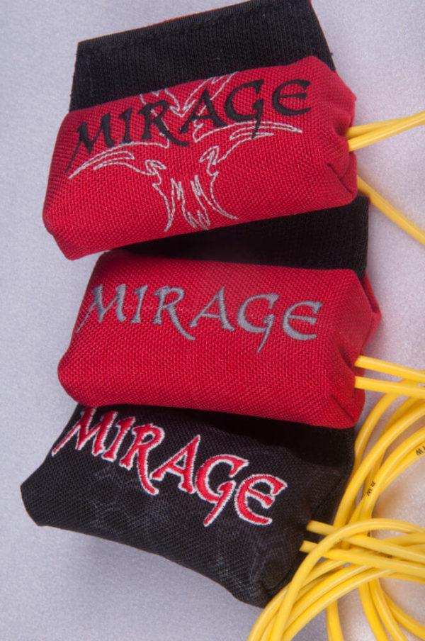 Embroidered Custom Main Cutaway Handle