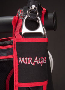Mirage embroidery